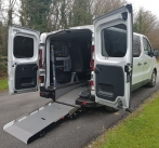 Renault Trafic Combi Wheelchair Accessible MPV