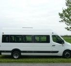 Nissan NV400 M2 Wheelchair Accessible Bus