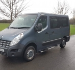 Renault Master SL Auto Wheelchair Accessible