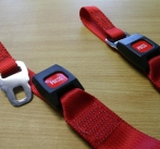 Wheelchair Front Restraints / Tie Downs