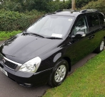 Kia Sedona 2.2 Wheelchair Accessible