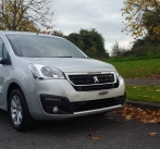 Peugeot Partner Wheelchair Accessible