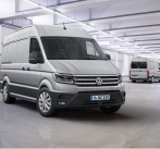 Arriving FOR 2017 NEW MODEL VW Crafter